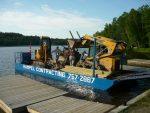 Rod Hampel Barging Services